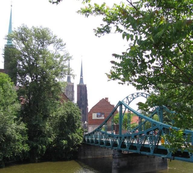 Most Tumski i Archikatedra